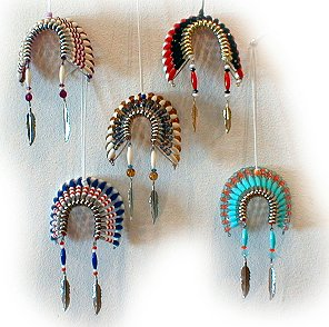 Mini Headdresses